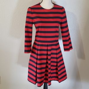 GAP Fit & Flare Dress with Pockets